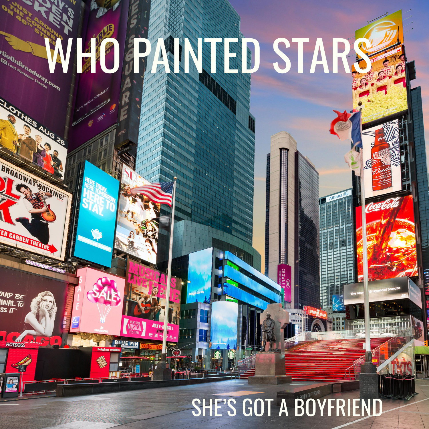 Who Painted Stars